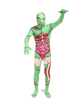 Anime Costumes AF-S2-186634 Multi-color Monster Zentai Lycra Spandex Unisex Halloween