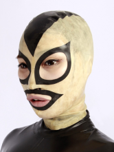 Anime Costumes AF-S2-234718 Halloween Color Blocking Unisex Catsuits & Zentai Hood
