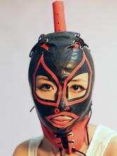 Anime Costumes AF-S2-234668 Halloween Unisex Black Catsuits & Zentai Hood