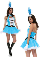 Anime Costumes AF-S2-242966 Cheerleader Costume For Halloween