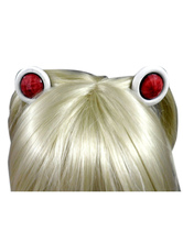 Anime Costumes AF-S2-260856 Sailor Moon Halloween Cosplay Costume Head Wear Red PVC Cute Tsukino Usagi