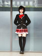 Anime Costumes AF-S2-273378 Love, Chunibyo & Other Delusions Chuunibyou Demo Koi Ga Shitai Takanashi Rikka Halloween Cosplay Costume School Uniform