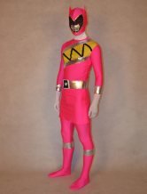 Anime Costumes AF-S2-277184 Halloween Unisex Super Sentai Series Lycra Spandex Cool Multicolor Zentai Suits