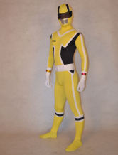 Anime Costumes AF-S2-277172 Halloween Chic Unisex Super Sentai Series Lycra Spandex Multicolor Zentai Suits