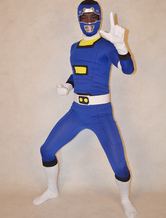 Anime Costumes AF-S2-277146 Halloween Fashionable Unisex Super Sentai Series Lycra Spandex Cool Multicolor Zentai Suits