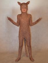 Anime Costumes AF-S2-308760 Halloween Cute Multi Color Unisex Leopard Print Lycra Spandex Lycra Animal Zentai Suits