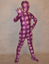 Anime Costumes AF-S2-313958 Halloween Fashion Multi Color Unisex Circles Lycra Spandex Cool Kids' Zentai Suits
