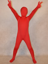 Anime Costumes AF-S2-313916 Halloween Unisex Lycra Zentai Suits For Kids
