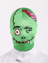 Anime Costumes AF-S2-327658 Halloween Horrible Multi Color Unisex Lycra Spandex Hoods