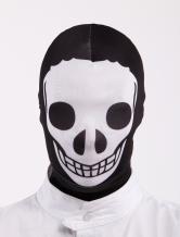 Anime Costumes AF-S2-327646 Halloween Multi Color Skeleton Pattern Unisex Lycra Spandex Cosplay Hoods