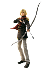 Anime Costumes AF-S2-339548 Final Fantasy Trey Halloween Cosplay Weapon