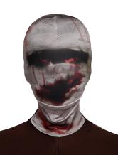 Anime Costumes AF-S2-342662 Halloween Multi Color Evil Zombie Unisex Lycra Spandex Hoods