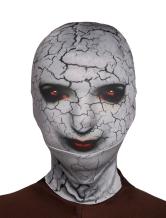 Anime Costumes AF-S2-342672 Gray Lycra Spandex Devil Hood for Halloween