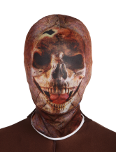 Anime Costumes AF-S2-342666 Multi Color Skeleton Unisex Lycra Spandex Hoods Halloween Cosplay costume
