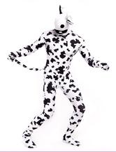 アニマルゼンタイ ライクラ・スパンデックス 乳牛 ユニセックス フルボディ 大人用 アニマル柄  ハロウィン