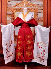 Vocaloid Kagamine Rin / Len Cosplay Costume Emboridery