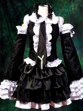 Dienstmädchen Kleid Kleid Großhandel Online Dienstmädchen RjL54A