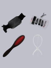 Anime Costumes AF-S2-362349 Special Synthetic Girl's Wigs' Care Tools Set of 4
