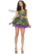 AF-S2-381535 Halloween Sage Polyester Fantastic Sexy Bee Costume