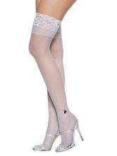 Lace Lycra Spandex Stockings