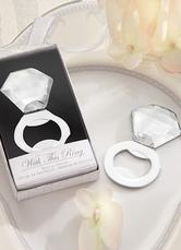Diamond Ring Pattern Bottle Opener