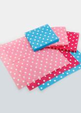 20-Piece Polka Dot Specialty Paper Wedding Napkins