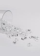 Decorazione acrilico di 10mm per matrimonio con pezzi di 1000
