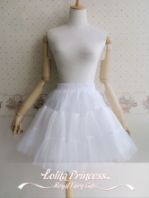 Lolitashow Sweet Ruched High Quality Lolita Pannier