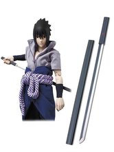 Anime Costumes AF-S2-445887 Naruto Uchiha Sasuke Black Kusanagi Cosplay Weapon