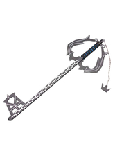 Anime Costumes AF-S2-445895 Kingdom Hearts: Chain of Memories Black Keyblade Cosplay Weapon