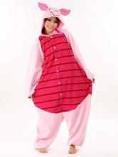 Disfraz Carnaval Dulce lechones cerdo Kigurumi Anime disfraz Halloween