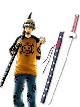 Arma di cosplay 2019 One Piece Trafalgar Law Sword Arma del cosplay Halloween