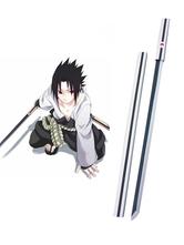 Anime Costumes AF-S2-445889 Naruto Uchiha Sasuke White Kusanagi Cosplay Weapon
