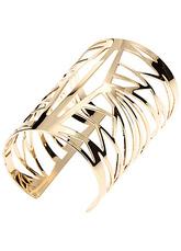 Punk Gold Geometric Bracelet For Women
