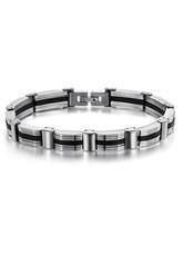 Chic Layered Stainless Steel Elegant Bracelet for Man