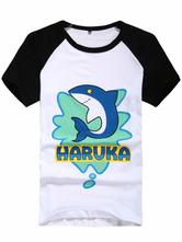 Free! Épissage T-Shirts de qualité Anime Halloween