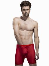 Сексуальная сплошной цвет полу чисто мужские стволы