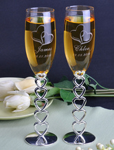 Personalized Toasting Flutes ( A Pair )