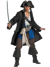 Anime Costumes AF-S2-480823 Halloween Pirate Jack Costume