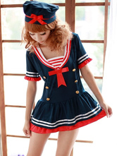 Anime Costumes AF-S2-480905 Halloween Woman's Sailor Costume