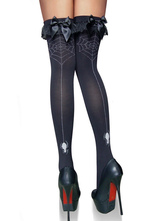 Anime Costumes AF-S2-480993 Halloween Spider Theme Stockings