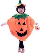 Anime Costumes AF-S2-482805 Orange Kids' Pumpkin Costumes For Halloween