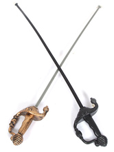 Anime Costumes AF-S2-489041 Halloween Mardi Gras Zorro Sword