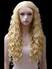 Anime Costumes AF-S2-493547 Sexy Crimped Curls Long Wig