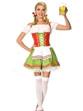 Anime Costumes AF-S2-503741 Halloween Bar Serving Girl Costume