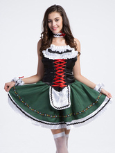 Anime Costumes AF-S2-503751 Halloween Beer Girl Costume