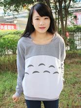 Anime Costumes AF-S2-504763 My Neighbor Totoro Anime Sweatshirt