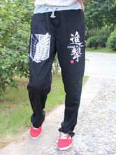 Anime Costumes AF-S2-504769 Attack on Titan Shingeki no Kyojin Anime Pants