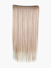 Anime Costumes AF-S2-508993 Flaxen Tousled Long Heat-resistant Fiber Straight Extension