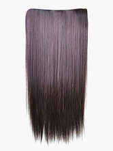 Anime Costumes AF-S2-508999 Brown Tossed Straight Long Extension